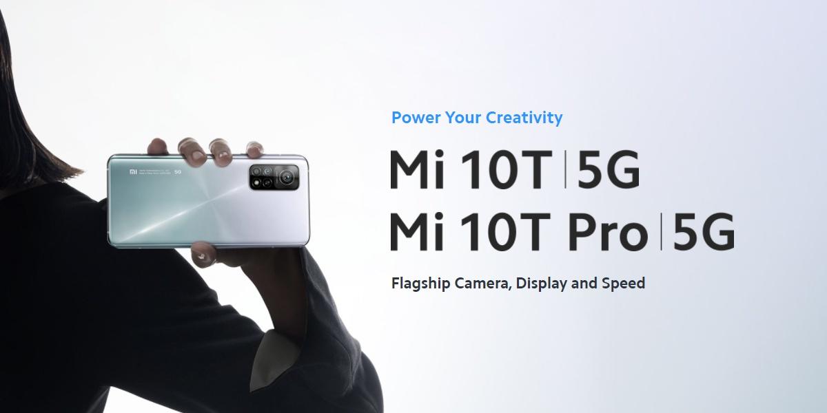 XiaomiよりMi 10T/10T Pro、Mi 10T Liteが発表!Mi 10との違いは?どんなスマホ?