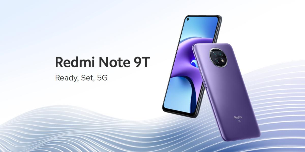 5G初対応のXiaomi Redmi note 9T発表。Redmi Note 9Sとの違い、価格は?